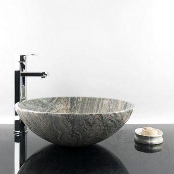 cumpără Chiuveta baie Granit Fantastico Juparana 42 x 14 cm în Chișinău