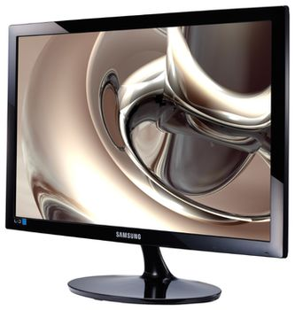 "cumpără ""24.0"""" SAMSUNG """"S24D300H"""", G.Black (1920x1080, 2ms, 250cd, LED DCR 5'Mln:1, HDMI+D-Sub) (23.6"""" TN W-LED, 1920x1080 Full-HD, 0.248mm, 2ms (GtG), 250 cd/m², Mega DCR 5'Mln:1 (1000:1), 16.7M, 170°/160° @CR>10, D-Sub + HDMI, External Power Adapter, Fixed Stand T-Sape (Tilt -1/+20°), Black-Glossy)"" în Chișinău"
