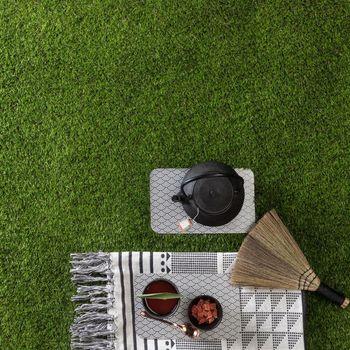 купить Ландшафтная трава ELITE 6051 APPLE, ширина рулона 2м. в Кишинёве