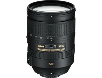 Nikon AF-S NIKKOR 28-300mm f/3.5-5.6G ED VR, FX, filter: 77mm, JAA808DA (Obiectiv Nikon/ обьектив Nikon)