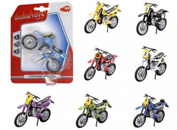 купить Dickie мотоцикл Cross Bike 12 cm в Кишинёве