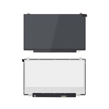 "Display 14.0"" LED IPS Slim 30 pins Full HD (1920x1080) Brackets Up-Down Matte N140HCA-EAE Innolux (Border-less)"