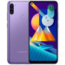 купить Samsung Galaxy M11 2020 4/64Gb Duos (SM-M115), Violet в Кишинёве