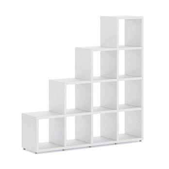 cumpără Etajeră Boon trepte 1470x1450x330 mm,alb în Chișinău