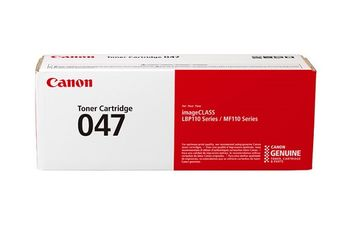 Laser Cartridge Canon 047 (HP xxxxA), black (1600 pages) for LBP112,113W & MF112,113W