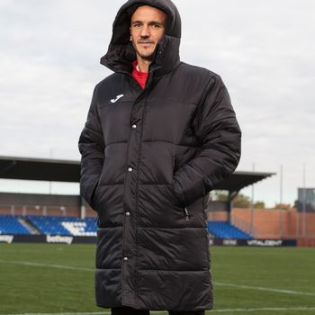 Зимняя куртка JOMA - ISLANDIA III ANORAK BLACK