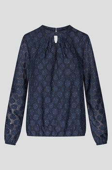 Блуза ORSAY Темно синий