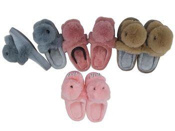 """Papuci pentru copii """"Iepurasi"""" (m.18-23)"""