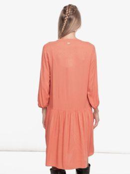 Платье TOM TAILOR Персиковый