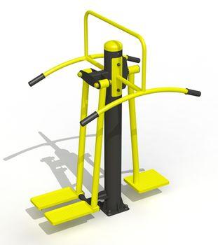 cumpără Aparat fitness combinat pentru modelarea siluetei PTP 528 în Chișinău