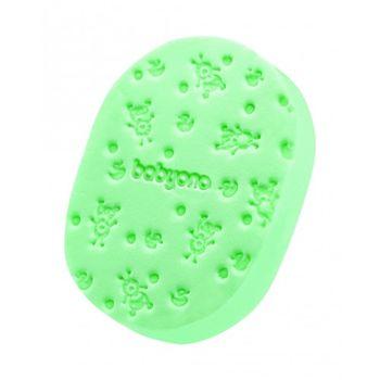 Губка для купания BabyOno зеленая