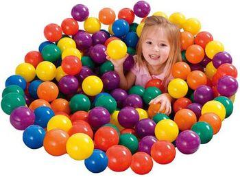 купить Intex Мячики для для сухого бассейна 8 см, 100 штк в Кишинёве