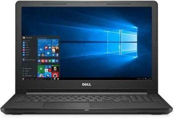 "DELL Vostro 15 3000 Black (3578) +W10 Pro, 15.6"" FuIIHD (Intel® Core™ i7-8550U up to 4.0GHz, 8GB DDR4 RAM, 256GB SSD, AMD Radeon R5 M520 2GB Graphics, DVDRW, CR, HDMI, VGA, WiFi-AC/BT4.0, 4cell, HD72"