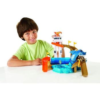 купить Mattel Hot Wheels Трек Охота на акулу в Кишинёве