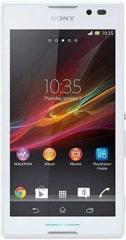 Sony Xperia C (C2305) 2 SIM (DUAL) White