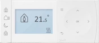 купить термостат кмнатный Danfoss TP ONE B  проводной в Кишинёве