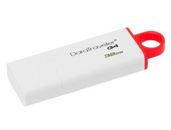 32GB USB Flash Drive Kingston DTIG4/32GB DataTraveler Generation 4, USB 3.0 (memorie portabila Flash USB/внешний накопитель флеш память USB)