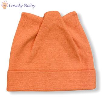 Шапочка оранжевая