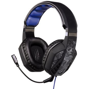 "HAMA 113736 ""uRage SoundZ"" Gaming Headset, black"