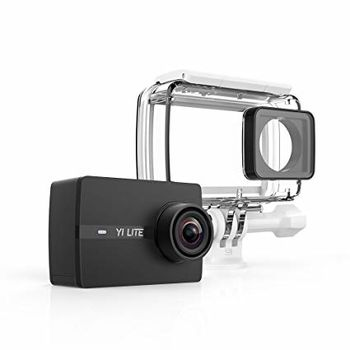 купить Xiaomi Yi Lite Action Camera + Case Kit, Black в Кишинёве