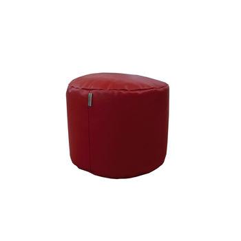 cumpără Puf suport Cilinder, roşu în Chișinău