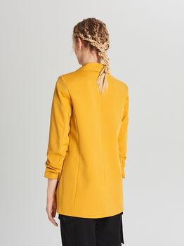 Пиджак CROPP Желтый wg319-18x
