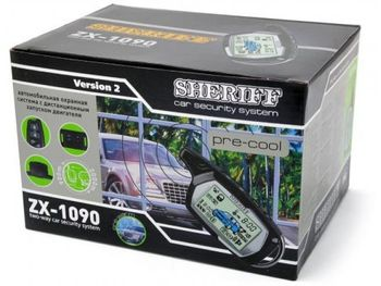 Автосигнализация Sheriff ZX-1090