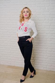 купить Блузка Simona ID 9666 в Кишинёве