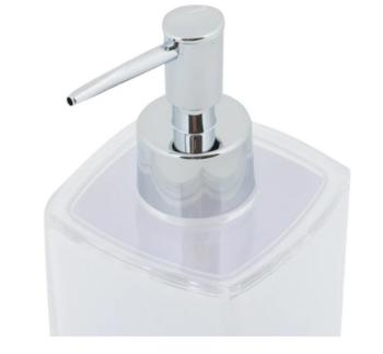 купить Дозатор жидкого мыла Axentia Graz Eckig (131074) в Кишинёве