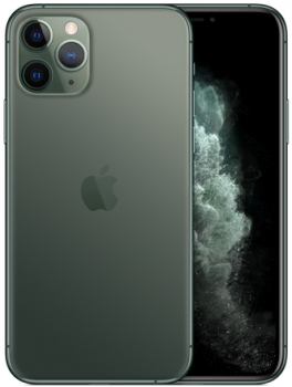 купить Apple iPhone 11 Pro Max 512GB, Midnight Green в Кишинёве