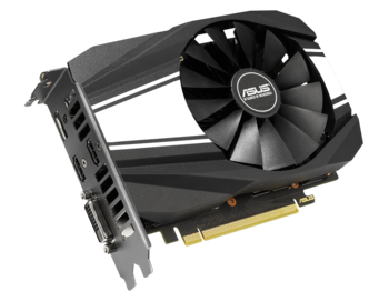 "купить ""VGA ASUS GTX1660Ti 6GB GDDR6 Phoenix OC //  GeForce® GTX 1660 Ti, 6GB GDDR6, 192 bit, Engine 1530/1815MHz (OC Mode), Memory 12002MHz, Active Cooling, DVI-D *1, DisplayPort 1.4 *1, HDMI 2.0b *2, Power 8 Pin*1"" в Кишинёве"