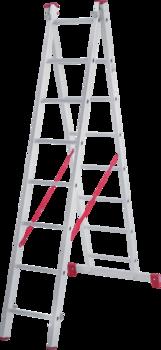 купить Двухсекционная лестница 2x11ст 2220211 в Кишинёве