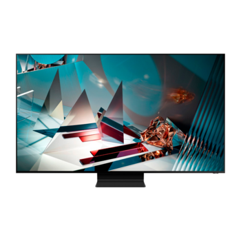 "75"" LED TV Samsung QE75Q800TAUXUA, Black"