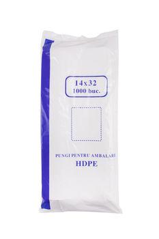 Пакеты фасовочные «тысячник» 14*32см