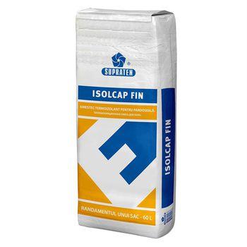 Supraten Теплоизоляционная смесь для пола Isolcap Fin 60л