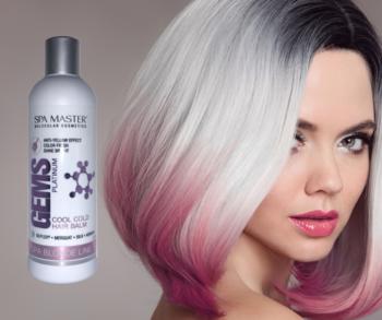 Șampon Anti-yellow Silver Effect 330ml