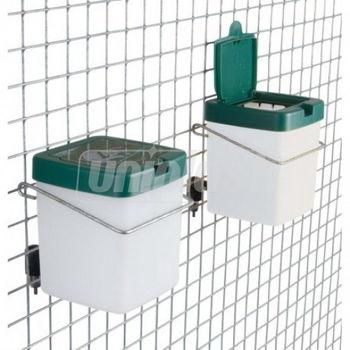 купить Поилка 0.5 л  пластик для кроликов в Кишинёве