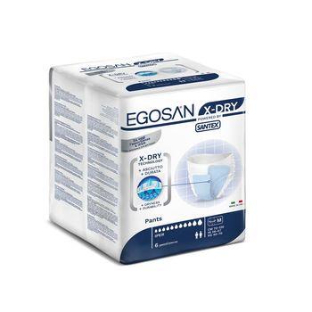 cumpără Egosan chiloți X-Dry Hiper, M, 40-70kg, 70-120cm, 6 buc în Chișinău