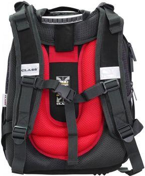 """Школьный рюкзак """"Red Car"""" CLASS I черный"""