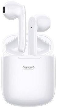 купить Беспроводные наушники JoyRoom JR-T04s White Bluetooth стерео гарнитура в Кишинёве