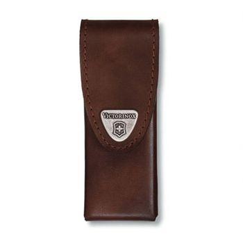 cumpără Husa Victorinox Leather Pouch , brown, 4.0832.L în Chișinău