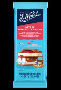 Молочный шоколад Wedel Panna Cotta, 287г
