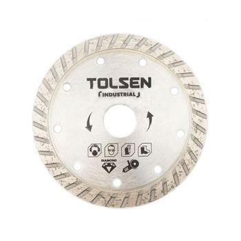 Диск алмазный Turbo 180*22.2mm Tolsen