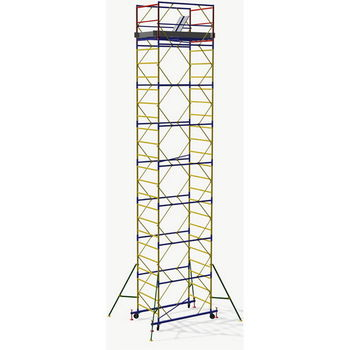 купить Передвижная модульная вышка ВСР (1,2x2,0) 1+5 в Кишинёве