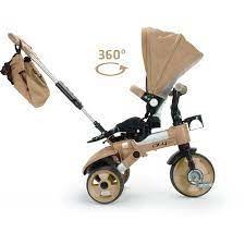 купить Injusa Tрехколесный велосипед City Max 360 в Кишинёве
