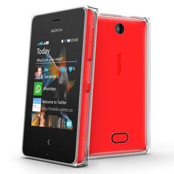 Nokia Asha 503 2 SIM (DUAL) Red