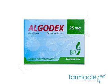 cumpără Algodex comp.25 mg  N5(Balkan) în Chișinău
