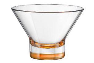 Набор креманок Ypsilon 2шт, 375ml, оранжевые