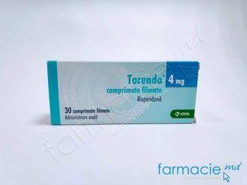 купить Torendo® comp. film. 4 mg  N10x3 (KRKA) в Кишинёве