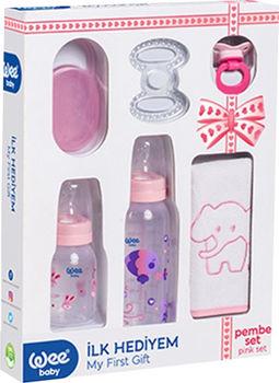 купить Подарочный набор Wee baby rose (6 ед.) в Кишинёве